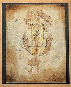 250px-Klee-angelus-novus
